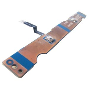 Плата кнопок тачпада Dell Inspiron 3721, 3737, 5721, 5737, 7720, Dell Inspiron 17, 17R, 17 3000, 17 3xxx (VAW10 LS-9106P Rev:1.0(A00)) + шлейф 4-pin 38×5 мм (VAW10 NBX00019S00)