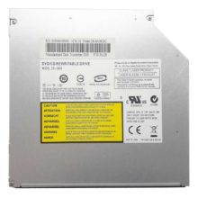 Привод DVD+RW Philips & Lite-on DS-8A3S для ноутбука Asus K40, K40XX, K40AB, K40AF, K40IN, K40IJ, K40IL, X8AS 8x SATA 12.7 мм без панели (DS-8A3S20C) Б/У