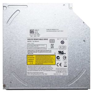 Привод DVD-RW Philips & Lite-on SATA Slim 9.5 мм для ноутбука Dell Inspiron 3721, 3737 без панели (DU-8A5HH, DU-8A5HH111C, 0TTYK0, CN-0TTYK0, 0HF6Y2, CN-0HF6Y2) Б/У