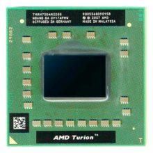 Процессор AMD Turion 64 X2 Mobile RM-75 2x2200MHz (TMRM75DAM22GG)
