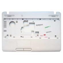 Верхняя часть корпуса ноутбука Toshiba Satellite C660, C660D White Белая (AP0II000330, FA0II000310-CE, FA0II000310-AE, FA0H0000700, FA0IK0002X0, FA0IK0003X0, FA0IK0004X0, K000124300, Bayer FR3008, Mitsubishi MB8800) + Тачпад (TM-01146-003)