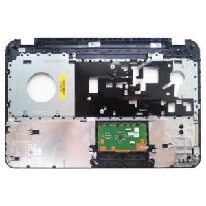 Верхняя часть корпуса ноутбука Dell Inspiron 3721, 17, 17R, Dell Inspiron 17 3000, Dell Inspiron 17-3xxx (AP0T3000301, CN-0T57X4, CN-0GV3VK, 0T57X4, 0GV3VK, FA0T3000600, FA0T3000601, FA0T3000700 ) + Тачпад (TM-02382-001)
