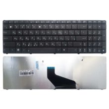 Клавиатура для ноутбука ASUS K53, A53, K73, X73 Black Чёрная (MB348-005, X53-US, 70-N5I1K1700)