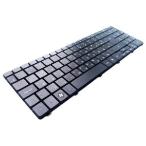 Клавиатура для ноутбука Acer Aspire 5241, 5516, 5517, 5332, 5334, 5534, 5732, 5734, eMachines E430, E525, E527, E625, E627, E628, E630, E725, E727, G430, G525, G625, G627, G725 Black Чёрная (PK130B73012, MP-08G66I0-6981)