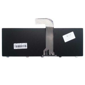 Клавиатура для ноутбука Dell Inspiron 14R, M4040, M4110, M5040, M5050, M5040, N4110, N4050, N5040, N5050, XPS 15, L502X, Vostro 1540, 3350, 3450, 3550, 3555, 5520, V131 Black Чёрная (MB310-001, N4110-US)
