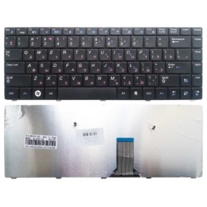 Клавиатура для ноутбука Samsung R418, R420, R423, R425, R428, R429, R430, R439, R440, R463, R465, R467, R468, R469, R470, RV408, RV410 Black Чёрная (MB300-001, R467-US)