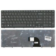 Клавиатура для ноутбука Sony SVE15, SVE17 Black Черная