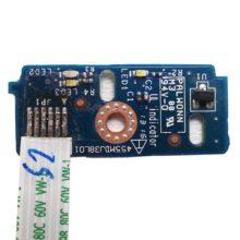Плата LED индикации ноутбуков Lenovo IdeaPad G500s, G505s (VILG1/GZ LS-9903P) + шлейф 6-pin 65 мм (VILG1 NBX0001EH00)