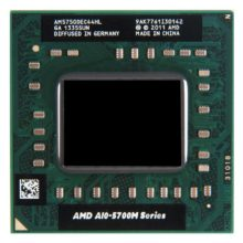 Процессор AMD A10-5700M 4x2500MHz Socket FS1 (AM5750DEC44HL)