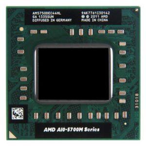 Процессор AMD A10-5700M 4x2500MHz Socket FS1 (AM5750DEC44HL)