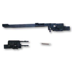 Защёлка, фиксатор аккумулятора ноутбука HP 15-r, HP 15-r056sr левый, правый + пружина