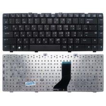 Клавиатура для ноутбука HP Pavilion dv6000, dv6100, dv6200, dv6300, dv6400, dv6500, dv6700 Black Чёрная (OEM)