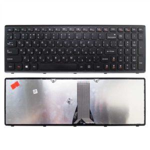 Клавиатура для ноутбука Lenovo IdeaPad G500s, G505s, S510, Z510 Black Чёрная  (OEM)
