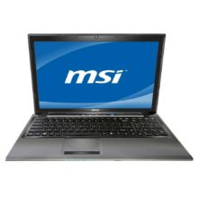 Запчасти для ноут. MSI CR643 (MS168)