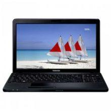 Запчасти для Toshiba C660D Черный