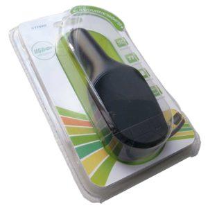 MP3 FM Модулятор T709 Дисплей Пульт USB SD micro SD Black Черный (ST709D)