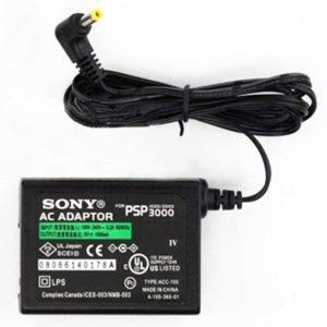 Сетевое зарядное устройство для Sony PSP 1000/2000/3000 Блистер (PSP-380)