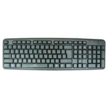 Клавиатура USB Oklick 130M Black Чёрная