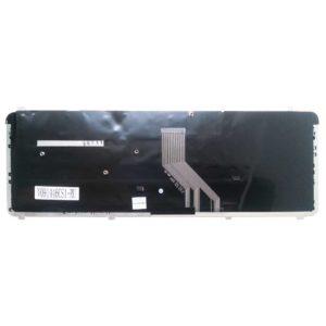 Клавиатура для ноутбука HP Pavilion DV6-1000, DV6-1100, DV6-1200, DV6-1300, DV6-1400, DV6-2000, DV6-2100 Black Черная (AENK5U034384A, MP-08A93RU)