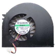 Вентилятор для ноутбука Dell Inspiron N5110, M5110 3-pin Original Оригинал (MF60090V1-C210-G99, 23.10461.001)