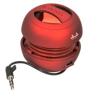 Акустическая система Defender SOUNDWAY RED 1.0, мощность 2 Вт, встроенный аккумулятор 180 mAh, Red Красная (65559)