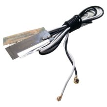 Антенна Wi-Fi c кабелем Dell Inspiron 3721, 3737 (WAV10 DC330018H0L, A126Z7, CN-A126Z7, WAV10 DC330018H1L, A126Z8, CN-A126Z8)