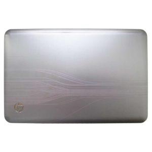Крышка матрицы ноутбука HP Pavilion dv6-3125er, dv6-3000, dv6-3xxx серий с подсветкой логотипа (RIT3JLX6TP103, 3JLX6TP103)