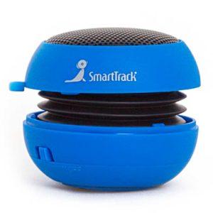 Портативная колонка SmartBuy® JAZZ BUG 2.4 Вт, встроенный аккумулятор, резонатор, Blue Синяя (SBS-1400)