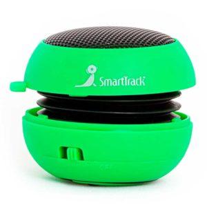 Портативная колонка SmartBuy® RAVE BUG 2.4 Вт, встроенный аккумулятор, резонатор, Green Зелёная (SBS-1700)