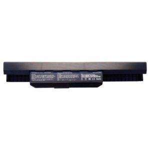 Аккумуляторная батарея для ноутбука Asus A43, A53, A54, A83, A84, K43, K53, K54, K84, P43, P53, Z52, Z53, X43, X44, X45, X52, X53, X54, X84 DC 10.8V 5200mAh/56Wh Black Чёрная (A32-K53, A31-K53)