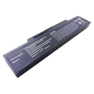 Аккумуляторная батарея для ноутбука Samsung (NP) 300E, 300V, 305E, 305V, 350E, 350V, NP, P430, P510, P530, P580, Q230, Q320, R408, R425, R428, R429, R430, R463, R464, R465, R466, R647, R468, R469, R470, R478, R480, R517, R519, R520, R522, R525, R530, R540, R580, R590, R620, R719, R720, R730, R780, RC410, RC510, RC530, RC710, RC730, RF410, RF510, RF710, RV400, RV500, RV700 11.1V 5200mAh/58Wh с индикацией заряда, Black Чёрная (AA-PB9NS6B, AA-PB9NC6B, AA-PL9NC2B)