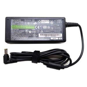 Блок питания для ноутбука Sony 16V 4A 60W 6.5×4.4 с иглой Original Оригинал (VGP-AC16V8, ADP-64CB)