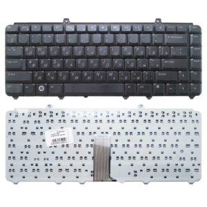 Клавиатура для ноутбука Dell Inspiron 1318, 1415, 1420, 1520, 1521, 1525, 1526, 1530, 1540, 1545, 1546, 6400, 9400, 630m, 640m, E1504, PP26L, PP28L, PP29L, Vostro 500, 1400, 1500, 1540, XPS M1330, M1420, M1520, M1521, M1525, M1530, Precision M90, M6300, Latitude 131L Black Чёрная (0WM824)