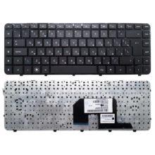 Клавиатура для ноутбука HP Pavilion dv6-3000, dv6-3100, dv6-3200, dv6-3300, dv6t-3000, dv6z-3000, Pavilion dv6-3xxx, dv6-31xx, dv6-32xx, dv6-33xx, dv6t-3xxx, dv6z-3xxx Black Чёрная (LX8, AELX8300310, 594597-221, 641499-221)