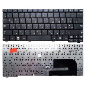 Клавиатура для ноутбука Samsung N102, N127, N128, N140, N143, N144, N145, N148, N150, N158, NB20, NB30, NB30 Plus Black Чёрная (OEM)