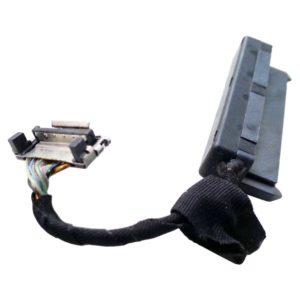 Коннектор, переходник SATA со шлейфом для жестких дисков HDD, SDD от ноутбуков HP Pavilion dv6-3000, dv6-2000, dv7-4000, dv6-3xxx, dv6-2xxx, dv7-4xxx серий 13-pin 45 мм