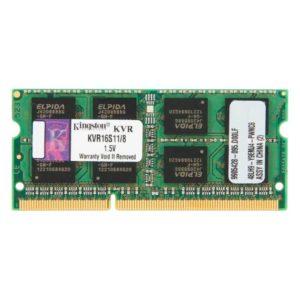 Модуль памяти SO-DIMM DDR-III 8 ГБ PC-1600 12800 Mhz Kingston
