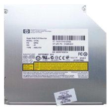 Привод DVD+RW HP GT30L для ноутбука HP Pavilion dv6-3000, dv6-3xxx 8x SATA 12.7 мм без панели БУ (603677-001, 574285-6C0)