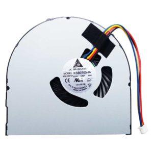 Вентилятор для ноутбука Lenovo IdeaPad B480, B480a, B490, B580, B590, M490, M490s, M495, V480, V480c, V480s, V580, V580c, E49, K49 4-pin Тип 2, Тип B, Версия 2 (OEM)