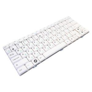 Клавиатура для ноутбука Asus Eee PC 1000H, 1000HE White Белая (V021562HS2, 04GOA0D1KRU00-1)