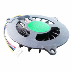 Вентилятор, кулер для ноутбука Dell Studio 1535, 1536, 1537, 1555, 1556, PP33 4-pin (XS10N05YF05VBJ FC99, 16598B1005A)