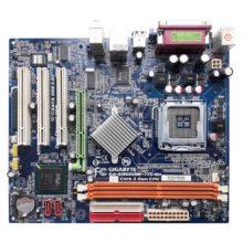 Материнская плата GIGABYTE GA-8I865GME-775-RH LGA775 Intel 865G 2xDDR2 SVGA AGP, 3xPCI LAN 2xSATA, 2xIDE MicroATX