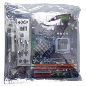 Материнская плата GIGABYTE GA-8I865GME-775-RH LGA775 Intel 865G 2xDDR PC3200 SVGA AGP, 3xPCI LAN 2xSATA, 2xIDE MicroATX