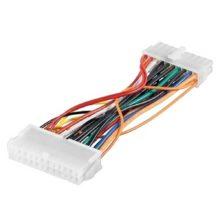 Переходник, кабель питания ATX 24-pin -> 20-pin 22 см
