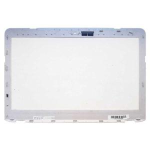 Рамка матрицы ноутбука MSI S30, MS-1358, 0M-049, 0M-007, 0M-080 White Белая (E2P-351B221-Y31, E2P-351B2XX-Y31, TY2011205, 351B121TC7)