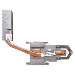 Термотрубка, радиатор для ноутбука Dell 1525, PP29L (60.4W050.001 B01, 0NN198, CN-0NN198)