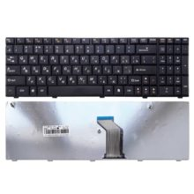 Клавиатура для ноутбука Lenovo IdeaPad G560, G560A, G560E, G565, G565A Black Чёрная (MB342-001, G560-RU)