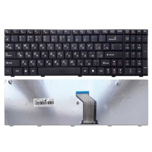 Клавиатура для ноутбука Lenovo IdeaPad G560, G560A, G560E, G565, G565A Black Чёрная (OEM)