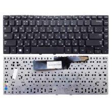 Клавиатура для ноутбука Samsung NP355V4C без рамки, Black Черная (V135360AS2, PK130RV1B03, BA59-03368A)