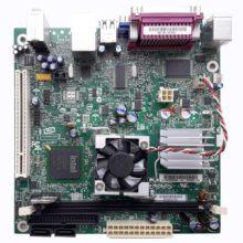 Материнская плата INTEL D945GCLF2D Intel 945GC, CPU Atom 330 2x1.6 Ггц, 1xDDR2 DIMM, 1xPCI, 2xSATA, встроенный звук: HDA, 5.1, встроенная графика Intel Graphics Media Accelerator 950, Ethernet: 1000 Мбит/с, форм-фактор mini-ITX